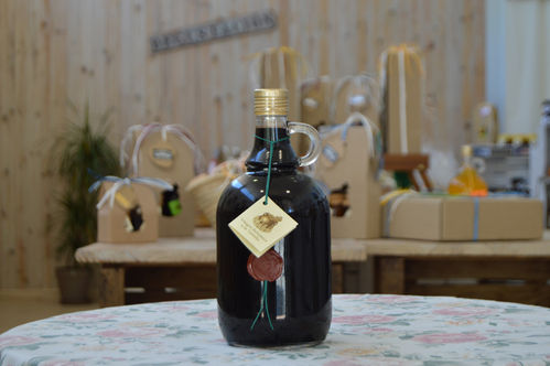 Vanilla balsamic vinegar 1 L.