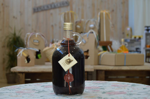Cacao balsamic vinegar 1 L.