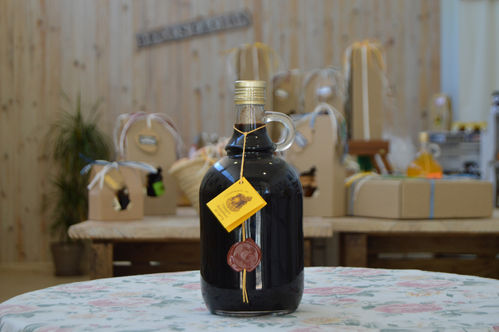 Balsamic curry vinegar 1 L.