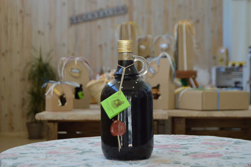 Fig balsamic vinegar 1 L.