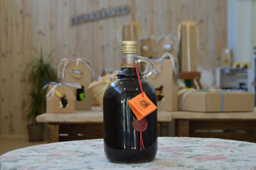 Ginger balsamic vinegar 1 L.