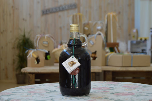 Garlic balsamic vinegar 1 L.