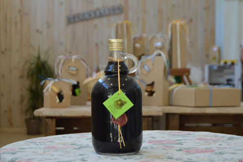 Oregano balsamic vinegar 1 L.