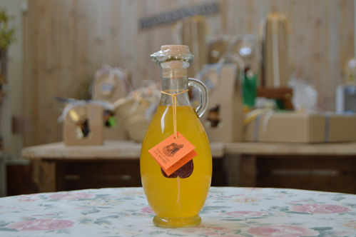 Orange vinegar 25 cl