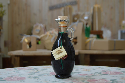 Vanilla balsamic vinegar 25 cl