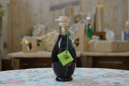 Fresh mint balsamic vinegar 25 cl