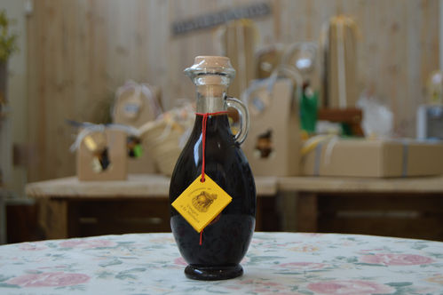 Mustard  balsamic vinegar 25 cl