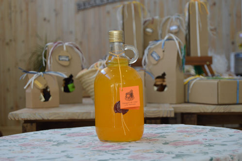 Orange vinegar 1 L.