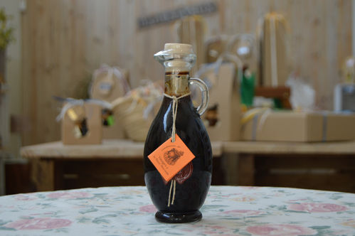 Nutmeg balsamic vinegar 25 cl.
