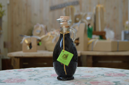 Oregano balsamic vinegar 25 cl.