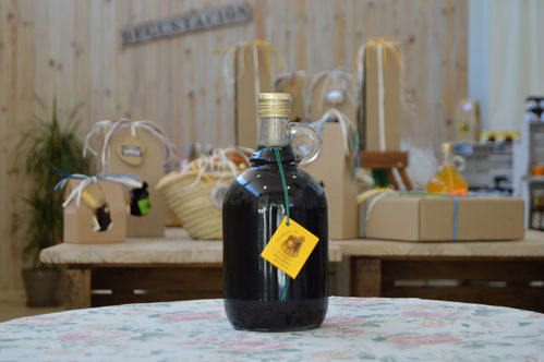Clove balsamic vinegar 1 L.