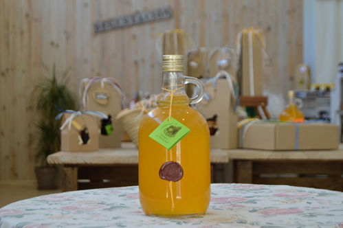 Passion fruit vinegar 1L.