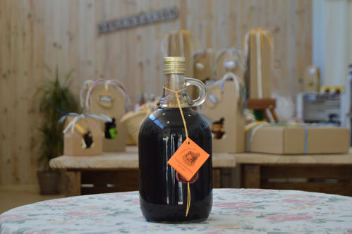 Nutmeg balsamic vinegar 1 L.