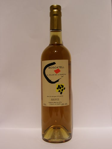 Moscatel 75 cl