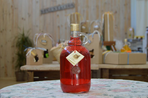 Raspberry vinegar 1 L.